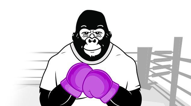 GorillaJob CV